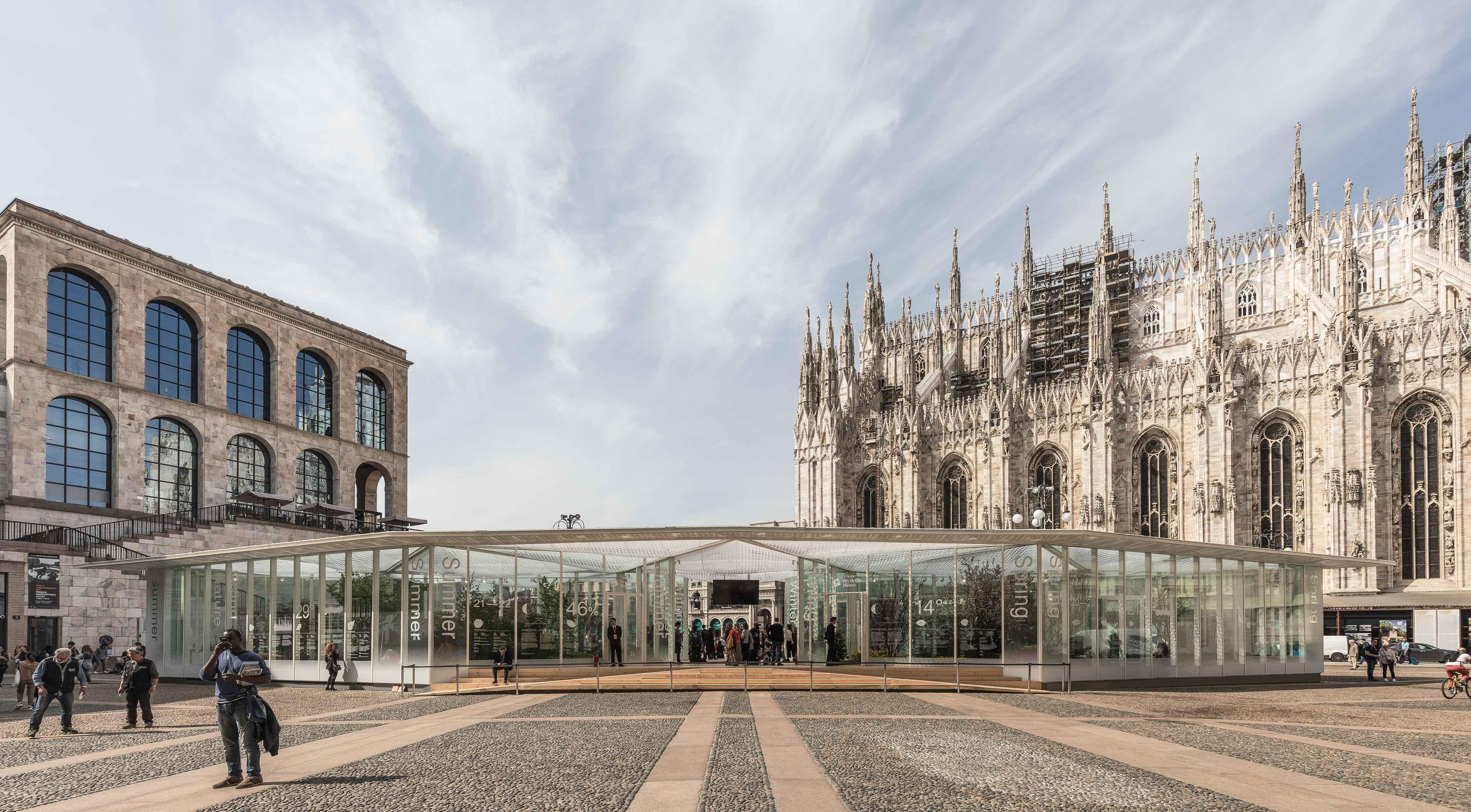 Studio Architettura Paesaggio Milano living nature. la natura dell'abitare | carlo ratti